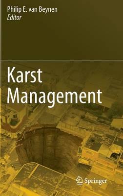 Karst Management (Hardback)