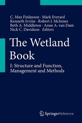 The Wetland Book: I: Structure and Function, Management, and Methods