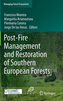 Post-Fire Management and Restoration of Southern European Forests - Managing Forest Ecosystems 24 (Hardback)