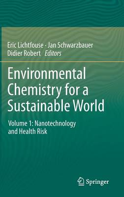 Environmental Chemistry for a Sustainable World: Volume 1: Nanotechnology and Health Risk - Environmental Chemistry for a Sustainable World 1 (Hardback)