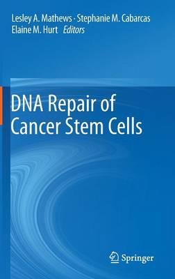 DNA Repair of Cancer Stem Cells (Hardback)