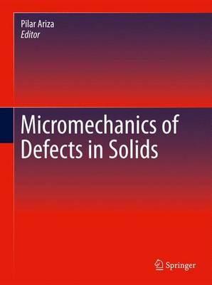 Micromechanics of Defects in Solids (Hardback)