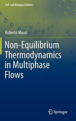 Non-Equilibrium Thermodynamics in Multiphase Flows - Soft and Biological Matter (Hardback)
