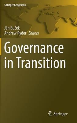 Governance in Transition - Springer Geography (Hardback)