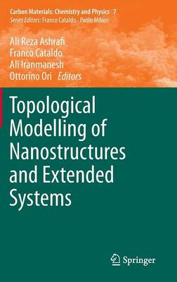 Topological Modelling of Nanostructures and Extended Systems - Carbon Materials: Chemistry and Physics 7 (Hardback)