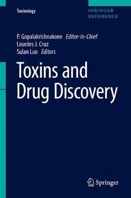 Toxins and Drug Discovery - Toxins and Drug Discovery (Hardback)