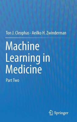 Machine Learning in Medicine: Part Two (Hardback)