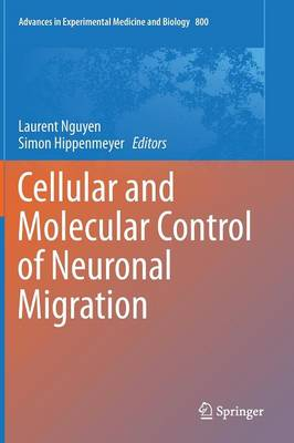 Cellular and Molecular Control of Neuronal Migration - Advances in Experimental Medicine and Biology 800 (Hardback)