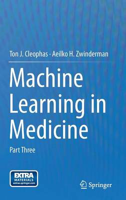 Machine Learning in Medicine: Part Three (Hardback)