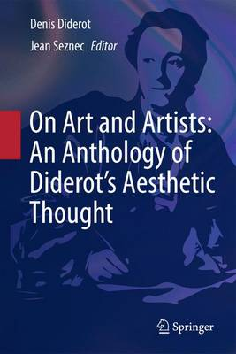 On Art and Artists: An Anthology of Diderot's Aesthetic Thought (Paperback)