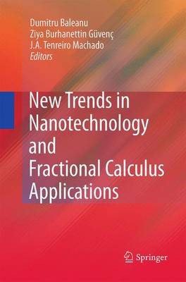 New Trends in Nanotechnology and Fractional Calculus Applications (Paperback)