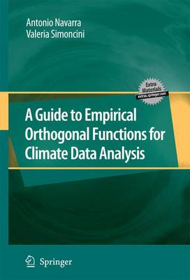 A Guide to Empirical Orthogonal Functions for Climate Data Analysis (Paperback)