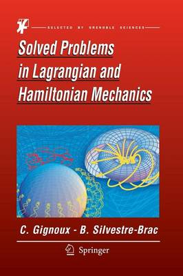 Solved Problems in Lagrangian and Hamiltonian Mechanics (Paperback)