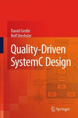 Quality-Driven SystemC Design (Paperback)