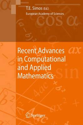 Recent Advances in Computational and Applied Mathematics (Paperback)