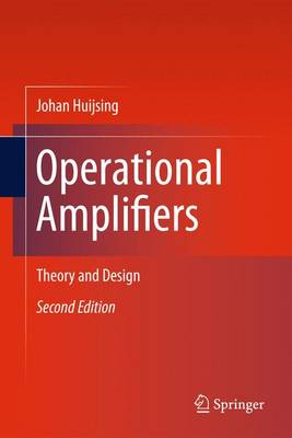 Operational Amplifiers: Theory and Design (Paperback)