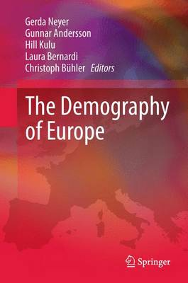 The Demography of Europe (Paperback)