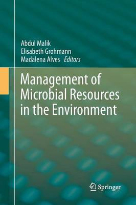 Management of Microbial Resources in the Environment (Paperback)