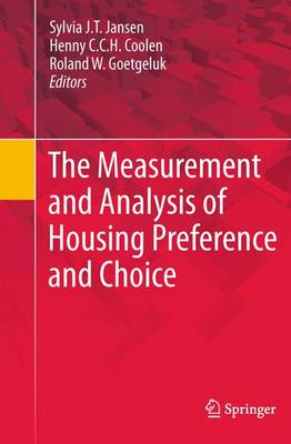 The Measurement and Analysis of Housing Preference and Choice (Paperback)