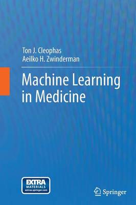 Machine Learning in Medicine (Paperback)