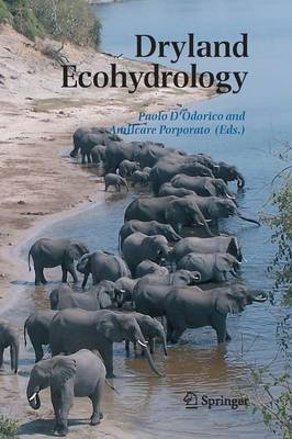 Dryland Ecohydrology - Dryland Ecohydrology (Paperback)