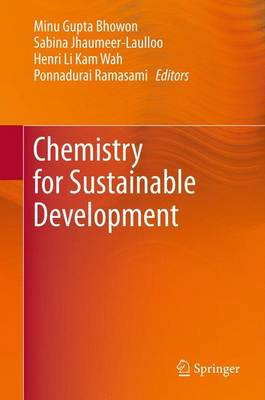 Chemistry for Sustainable Development (Paperback)