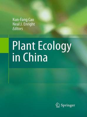 Plant Ecology in China (Paperback)