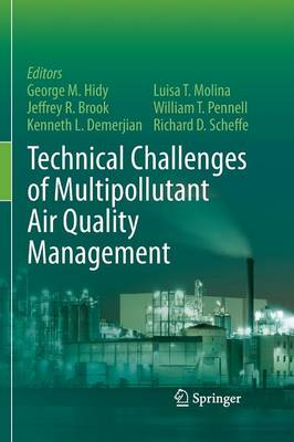 Technical Challenges of Multipollutant Air Quality Management (Paperback)