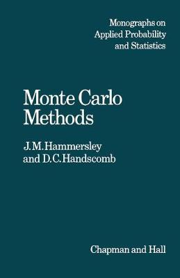 Monte Carlo Methods - Monographs on Statistics and Applied Probability (Paperback)