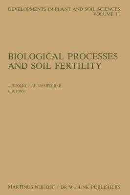 Biological Processes and Soil Fertility - Developments in Plant and Soil Sciences 11 (Paperback)