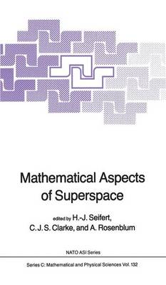 Mathematical Aspects of Superspace - NATO Science Series C 132 (Paperback)