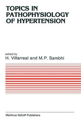 Topics in Pathophysiology of Hypertension - Developments in Cardiovascular Medicine 30 (Paperback)