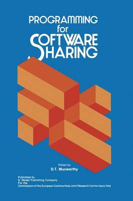 Programming for Software Sharing - Ispra Courses (Paperback)