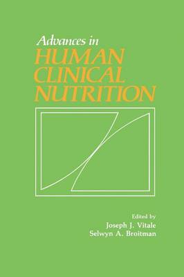 Advances in Human Clinical Nutrition (Paperback)