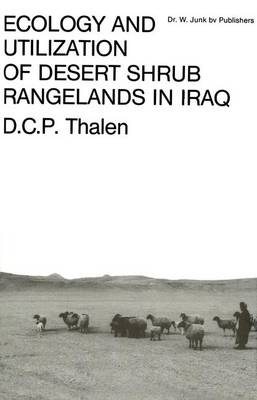 Ecology and Utilization of Desert Shrub Rangelands in Iraq (Paperback)