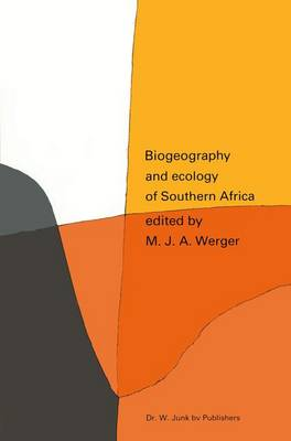 Biogeography and Ecology of Southern Africa - Monographiae Biologicae 31 (Paperback)