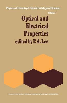 Optical and Electrical Properties - Physics and Chemistry of Materials with A 4 (Paperback)