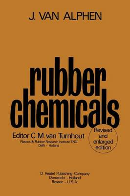 Rubber Chemicals: Second, completely revised and enlarged edition (Paperback)