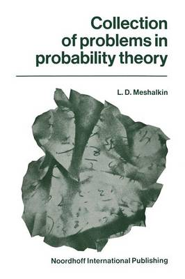 Collection of problems in probability theory (Paperback)