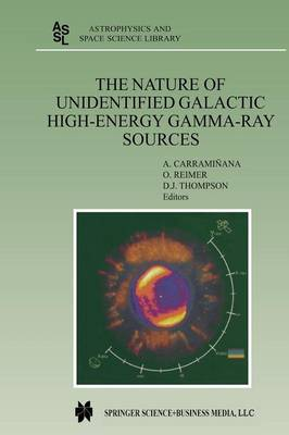 The Nature of Unidentified Galactic High-Energy Gamma-Ray Sources: Proceedings of the Workshop held at Tonantzintla, Puebla, Mexico, 9-11 October 2000 - Astrophysics and Space Science Library 267 (Paperback)