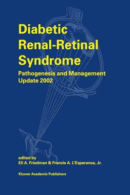 Diabetic Renal-Retinal Syndrome: Pathogenesis and Management Update 2002 (Paperback)