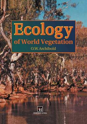 Ecology of World Vegetation (Paperback)