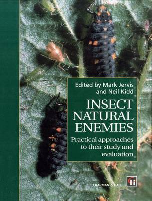 Insect Natural Enemies: Practical approaches to their study and evaluation (Paperback)