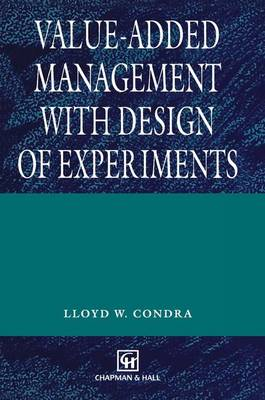 Value-added Management with Design of Experiments (Paperback)