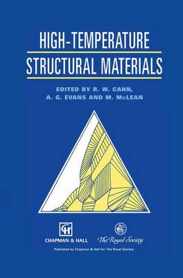 High-temperature Structural Materials (Paperback)