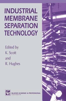 Industrial Membrane Separation Technology (Paperback)
