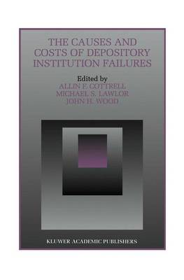 The Causes and Costs of Depository Institution Failures - Innovations in Financial Markets and Institutions 9 (Paperback)