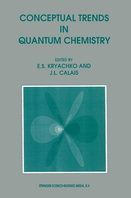 Conceptual Trends in Quantum Chemistry (Paperback)