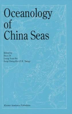 Oceanology of China Seas: Volume 1-2 (Paperback)