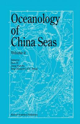 Oceanology of China Seas: Volume 2 (Paperback)
